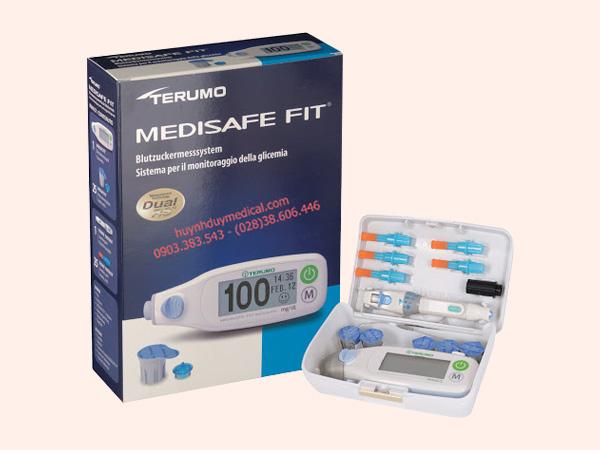Máy đo đường huyết Terumo