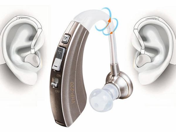 Hình ảnh một máy trợ thính