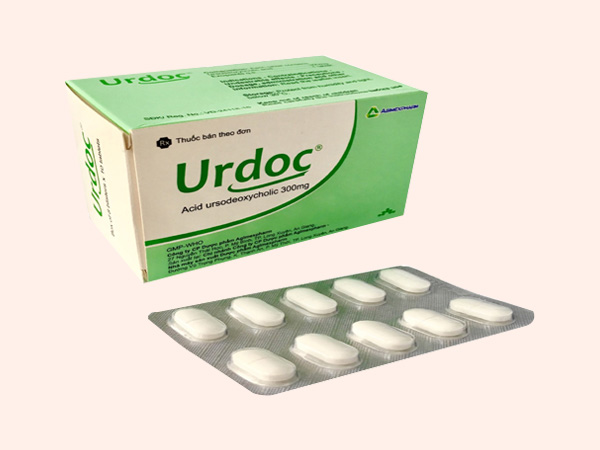 Thuốc Urdoc giúp cải thiện chức năng gan