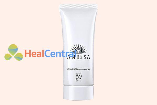 Gel Chống Nắng Dưỡng Trắng Anessa Whitening UV Sunscreen Gel 90g