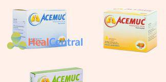 Thuốc Acemuc