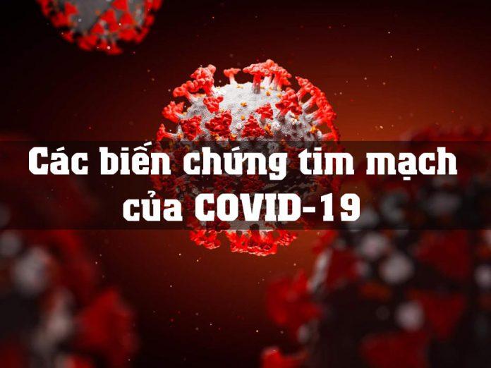Các biến chứng tim mạch của COVID-19