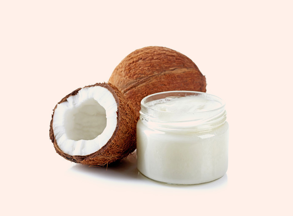 Cách trị sẹo thâm lâu năm bằng dầu dừa