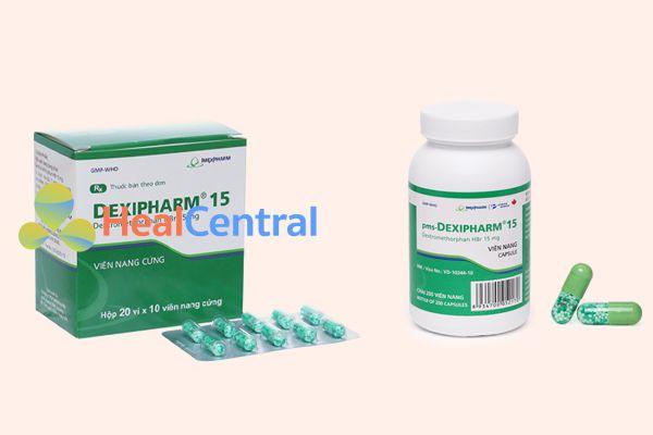 Thuốc Dexipharm 15mg