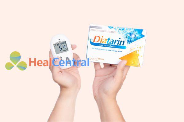 Cách sử dụng viên uống Diatarin đạt hiệu quả tối đa