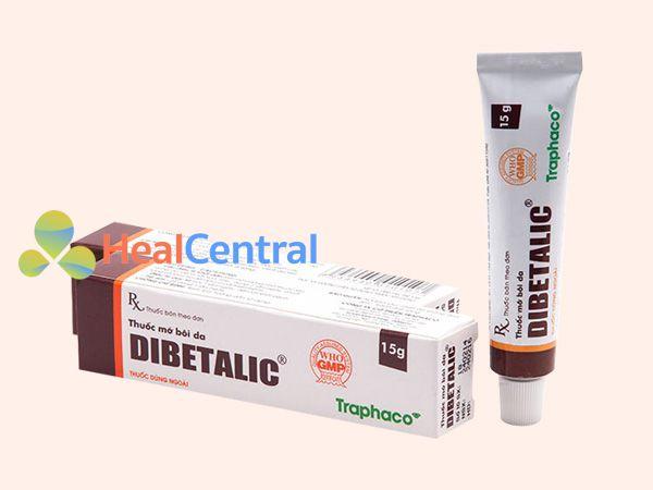 Thuốc Dibetalic chính hãng