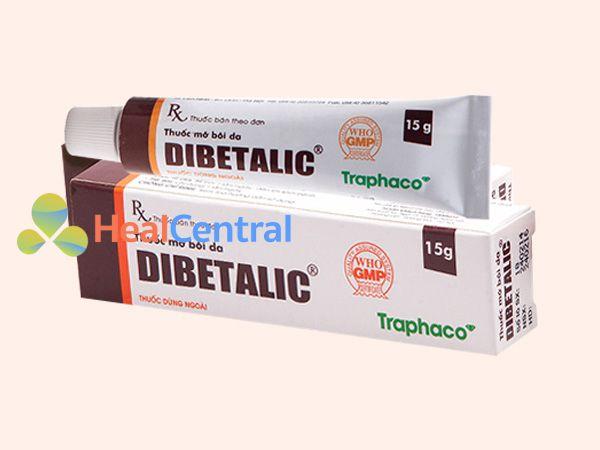 Dibetalic sản xuất bởi Traphaco