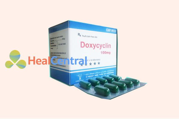 Hình ảnh: Thuốc Doxycyclin