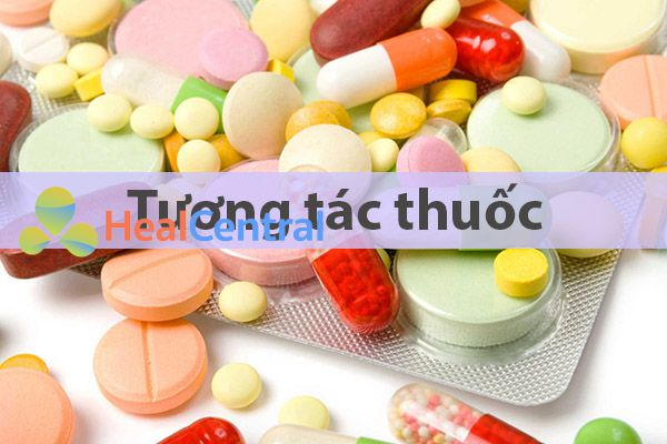 Tương tác của Flagyl với các thuốc khác