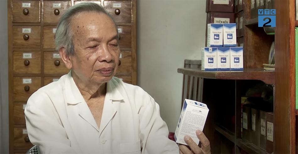 Tiến sỹ - Lương Y Nguyễn Hoàng Nói về sản phẩm Formula For Men trên VTC 2