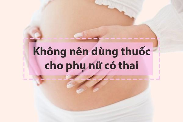 Phụ nữ có thai sử dụng Glucophage được không?