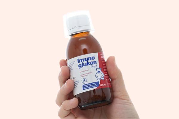 Cách sử dụng Imunoglukan