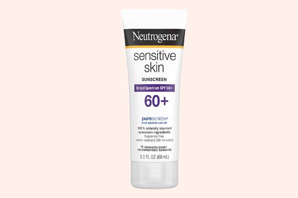 Kem Chống Nắng Neutrogena Sensitive Skin Sunscreen SPF60+
