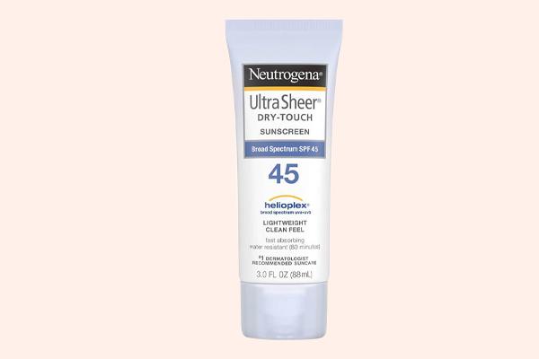 Kem Chống Nắng Neutrogena Ultra Sheer Dry-Touch Sunscreen Broad Spectrum SPF 45 (88ml)