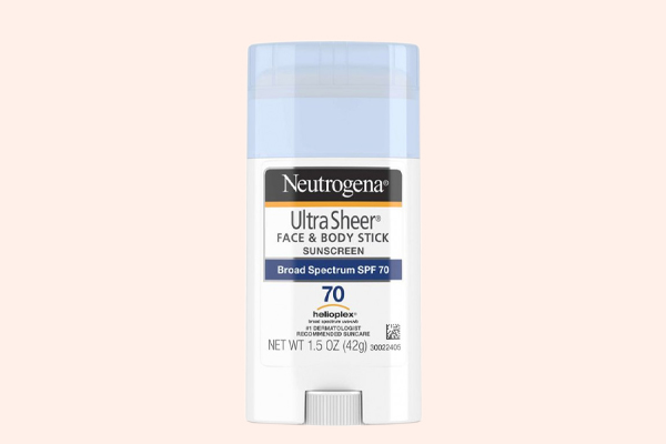 Sáp chống nắng Neutrogena Ultra Sheer Face and Body Stick SPF 70