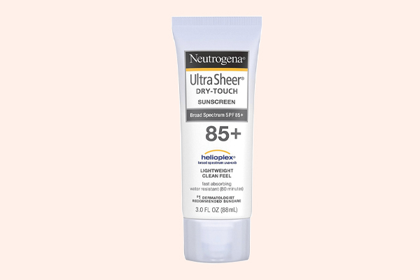 Kem Chống Nắng Neutrogena Ultra Sheer SPF 85 PA +++