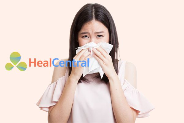 Viêm mũi, viêm họng với tần suất thường gặp sau khi sử dụng Lipitor
