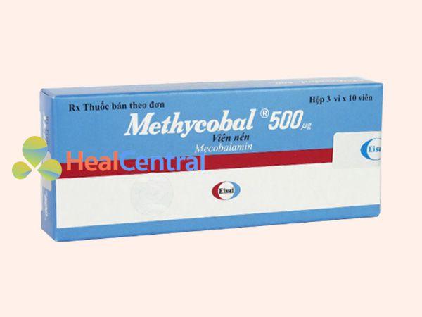 Methycobal dạng viên uống