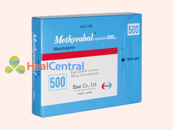 Methycobal dạng dung dịch pha tiêm