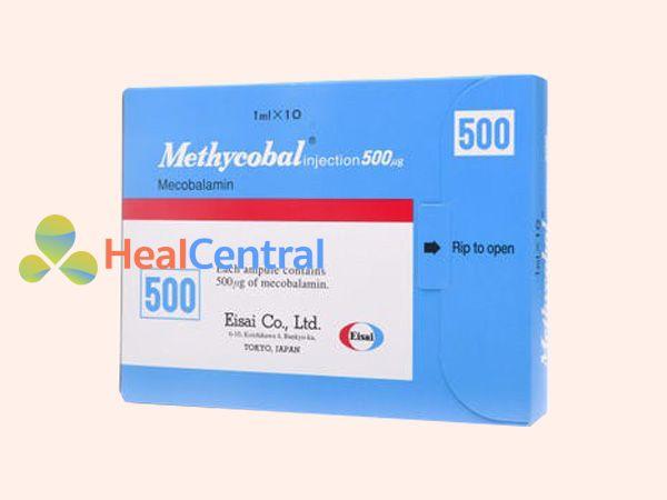 Methycobal - điều trị bệnh thần kinh ngoại biên