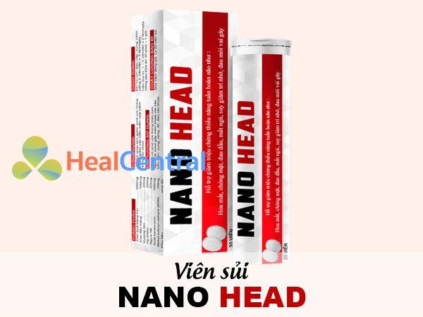 Viên sủi Nano Head
