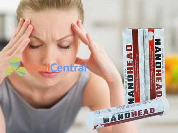 Nano Head hỗ trợ cho bệnh nhân tiền đình