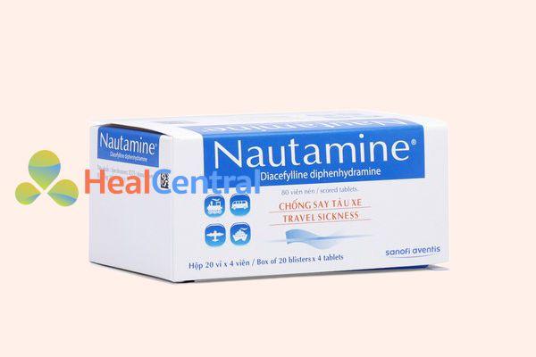 Hình ảnh: Hộp thuốc Nautamine