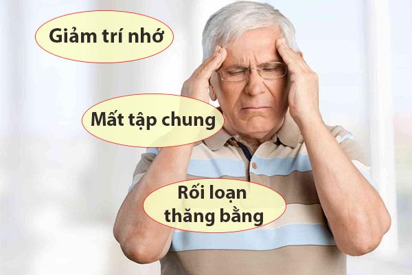 Một số tác dụng không muốn của Nautamin trên bệnh nhân cao tuổi