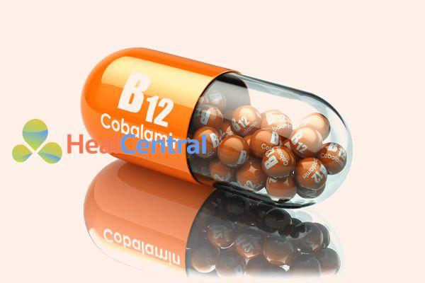 Vitamin B12 có trong Obimin