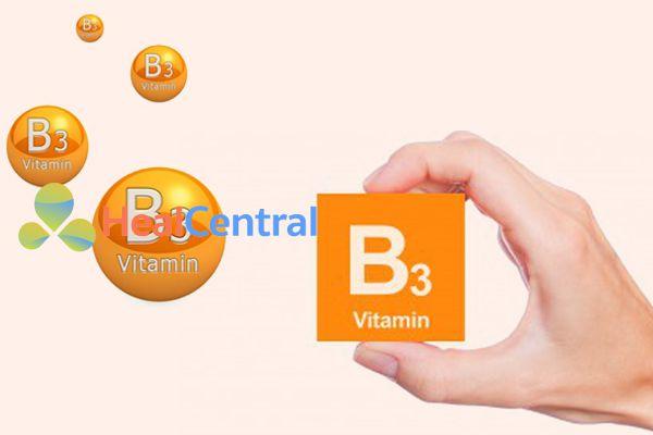 Vitamin B3 có trong Obimin
