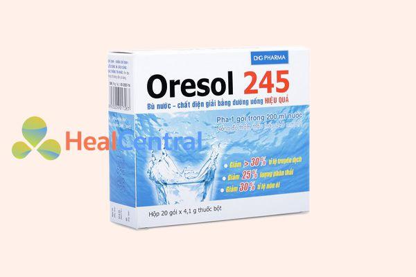 Sản phẩm Oresol 245