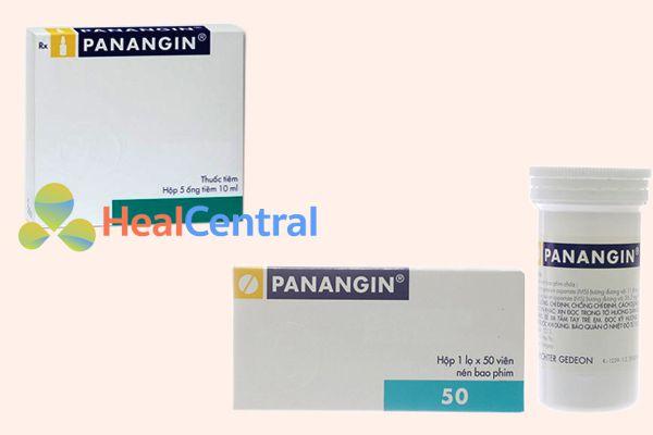Thuốc Panangin