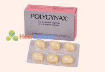Thuốc đặt phụ khoa Polygynax