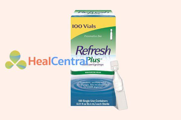 Thuốc nhỏ mắt Refresh Plus ( Refresh tears dạng tép)