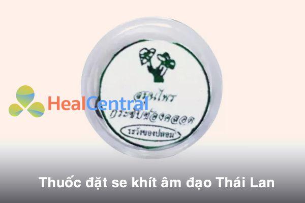 Thuốc Đặt Se Khít Âm Đạo Hủ 10 Viên Thái Lan