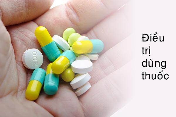 Điều trị thoái hóa khớp bằng thuốc