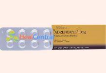 Thuốc Adrenoxyl