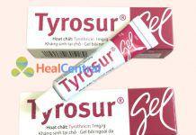 Hình ảnh thuốc Tyrosur Gel