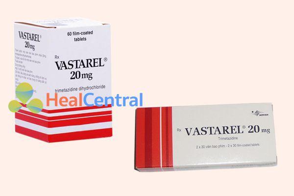 Thuốc Vastarel 20mg