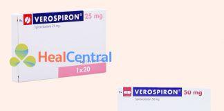 Thuốc Verospiron