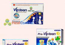 Sản phẩm Vipteen