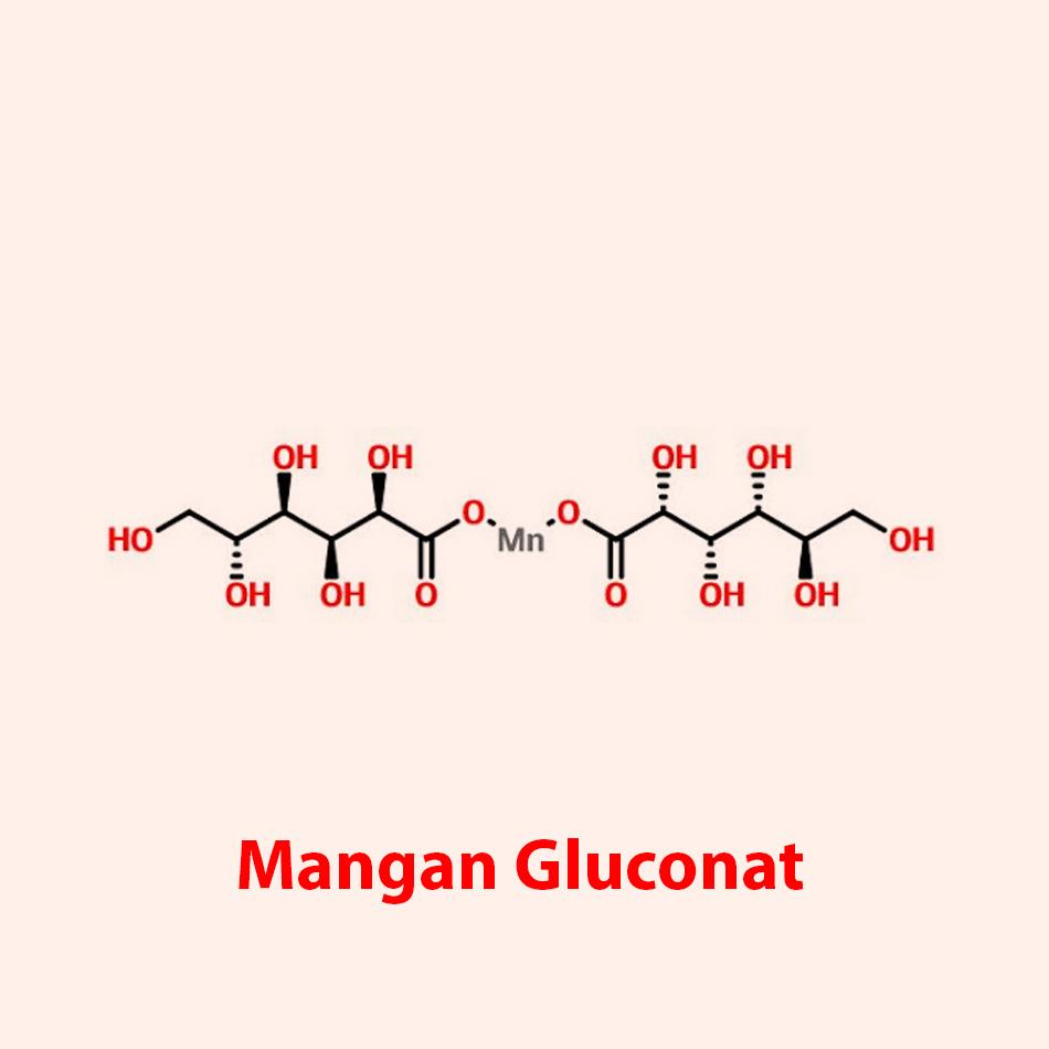 Tác dụng của Mangan gluconat