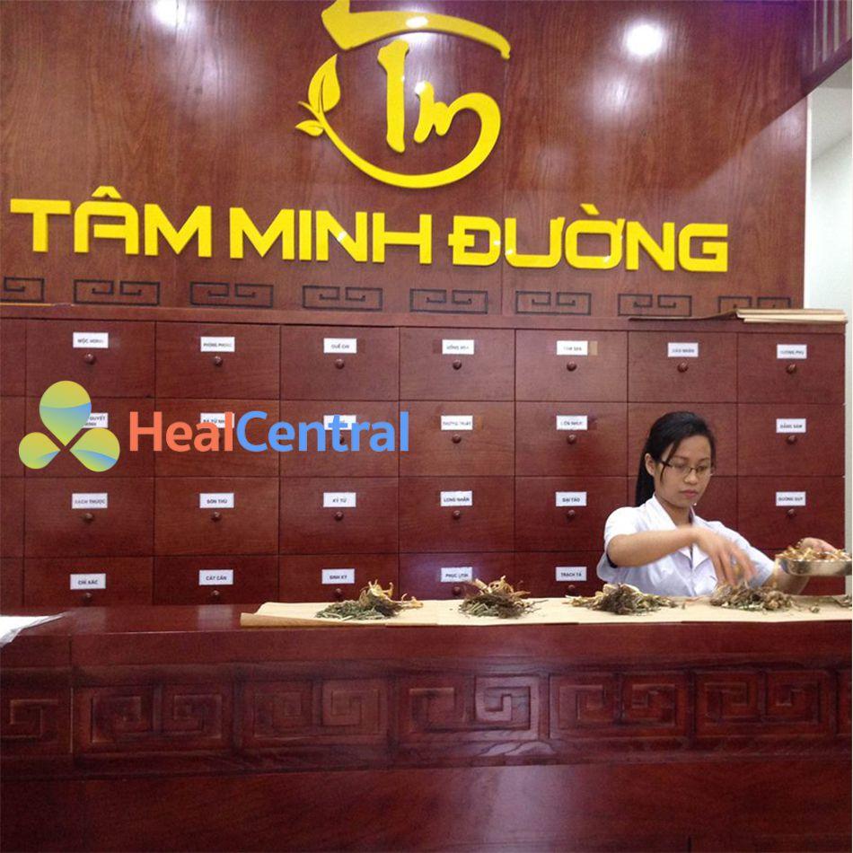 Nhà thuốc Tâm Minh Đường