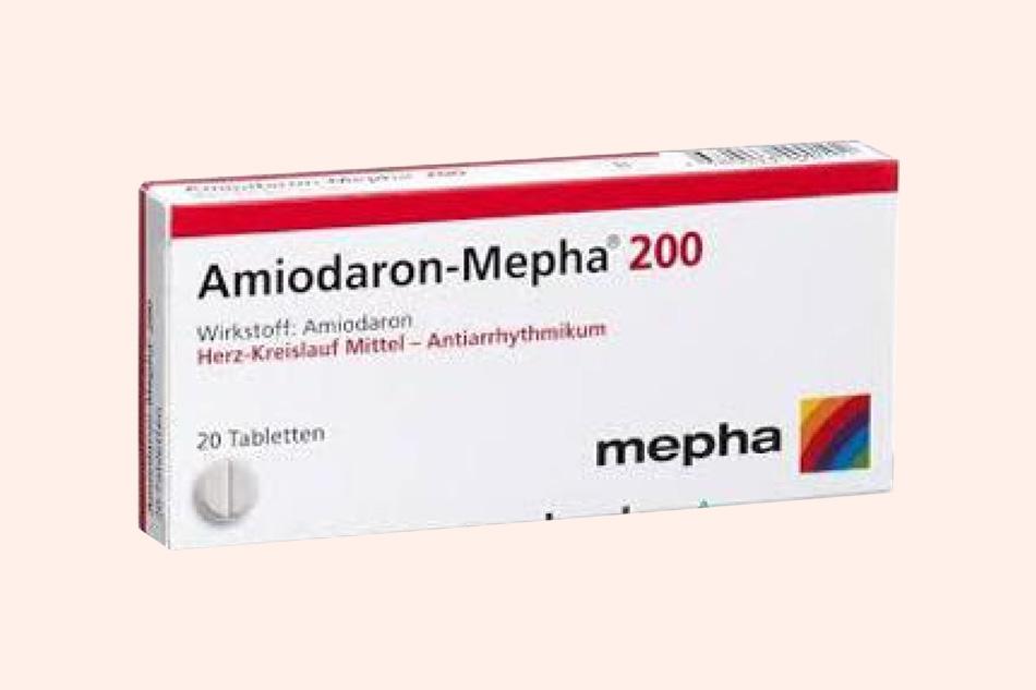 Thuốc Amiodaron của Công ty Mepha
