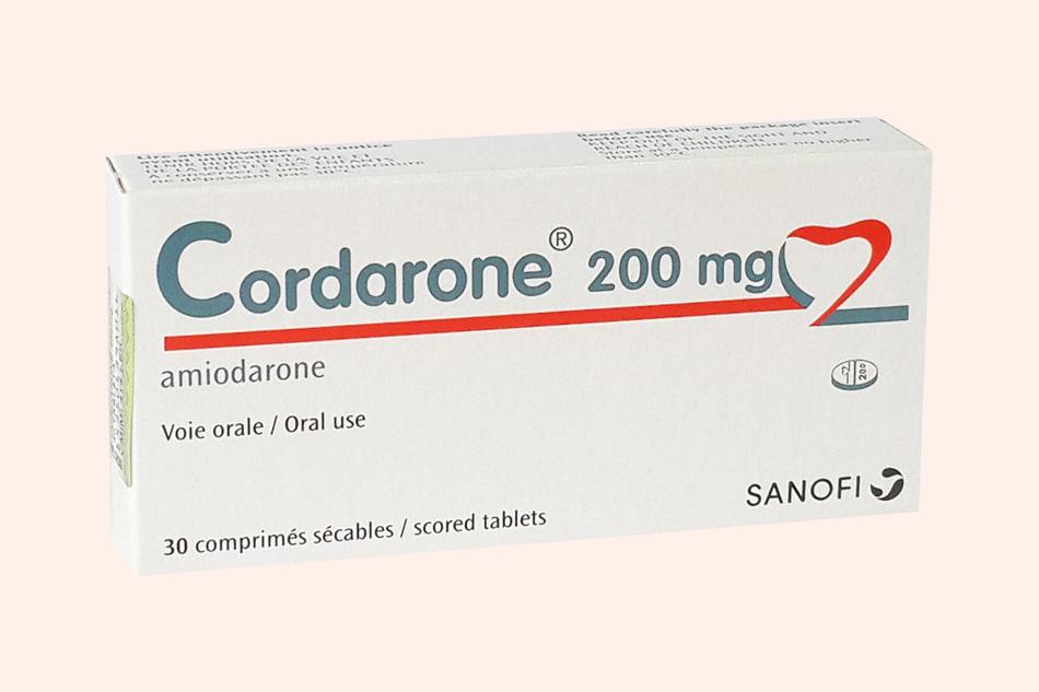 Thuốc Amiodaron của Công ty Sanofi