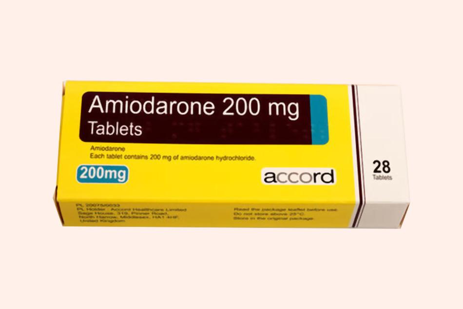 Thuốc Amiodaron của Công ty Accord