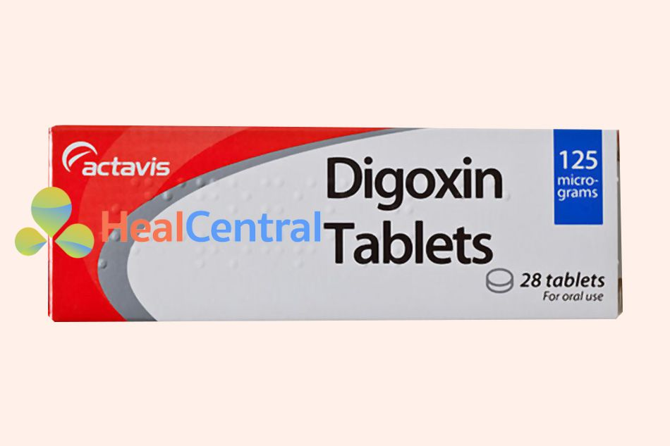 Digoxin của Công ty Actavis