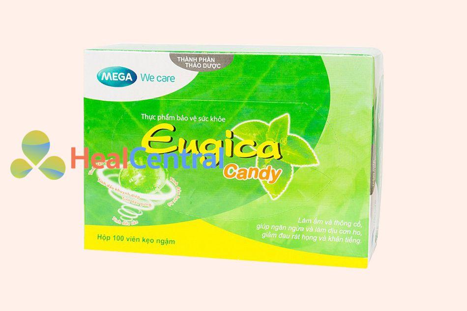 Kẹo thảo dược Eugica