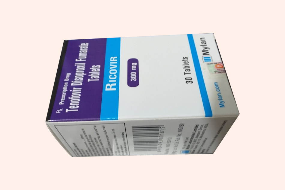 Ricovir sản xuất bởi Công ty Mylan