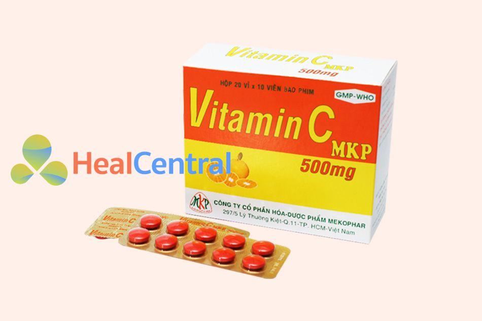 Vitamin C của Công ty Mekophar